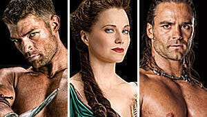 Bring On Bruce Lee! The Stars of Spartacus Pick Their Weapons and Wingmen