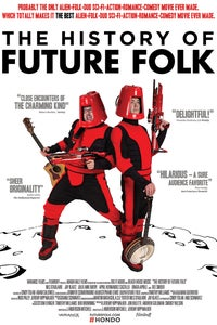 The History of Future Folk as Larry