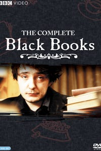 Black Books as Fran Katzenjammer