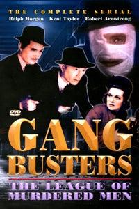 Gang Busters as Prof. Mortis