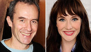 Game of Thrones Casts Sorceress Melisandre and King Robert's Brother, Stannis