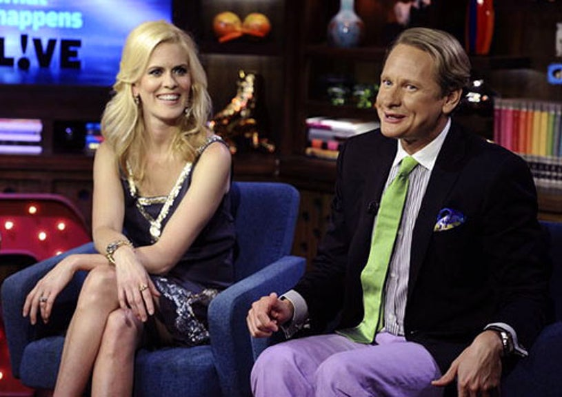 Watch What Happens: Live - Alex McCord and Carson Kressley