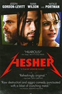 Hesher as Hesher