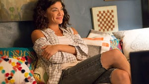 Gossip Girl's Jessica Szohr Is Boarding The Orville for Season 2