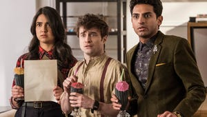 Daniel Radcliffe's New Show Is Basically a Heavenly Version of The Mighty Ducks