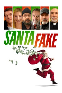 Santa Fake as Joe