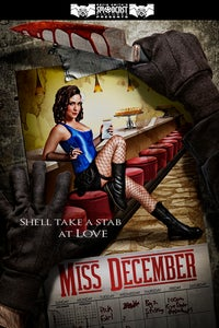 Miss December as District Attorney