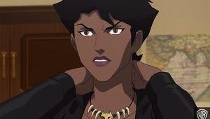 Watch a Sneak Peek of Vixen, DC's First African-American Female Superhero