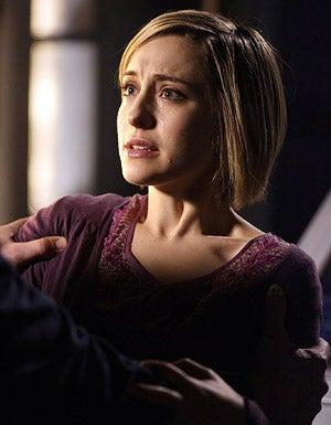 """Smallville - Season 8 - """"Eternal"""" - Allison Mack as Chloe Sullivan"""