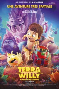 Terra Willy: Unexplored Planet as Buck (voice)