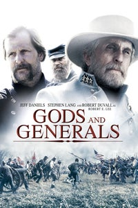 Gods and Generals as Anna Morrison Jackson