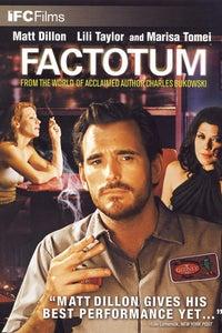 Factotum as Manny