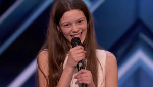 America's Got Talent: Shy 13-Year-Old Delivers a Soulful, Golden Buzzer Performance