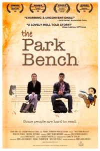 The Park Bench as Maribel