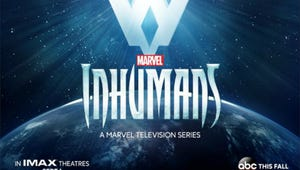 Marvel's Inhumans Reveals First-Look Photo of the Heroes in Costume