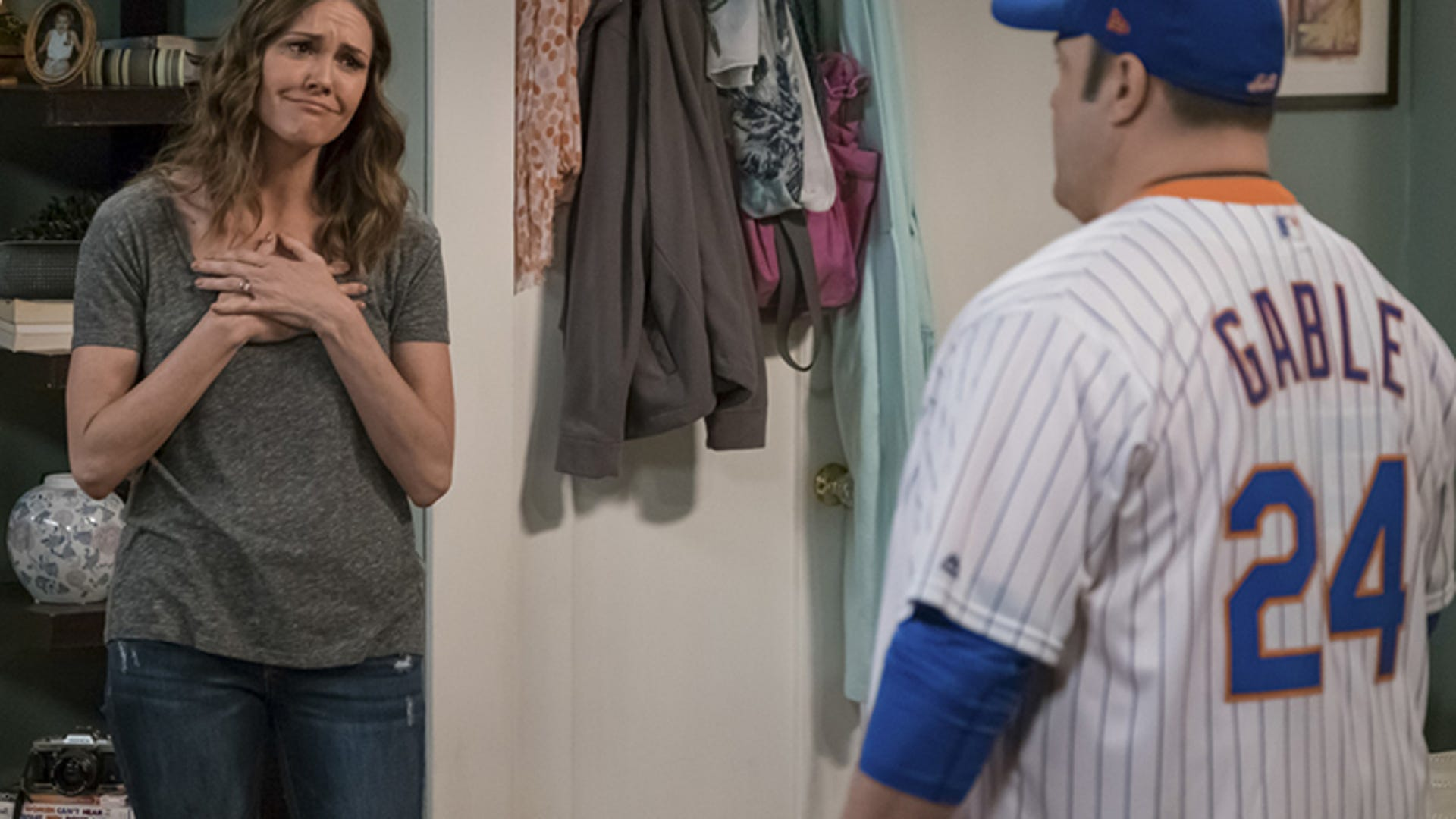Erinn Hayes and Kevin James, Kevin Can Wait