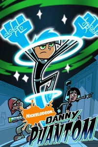 Danny Phantom as Clockwork