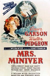 Mrs. Miniver as Mr. Ballard