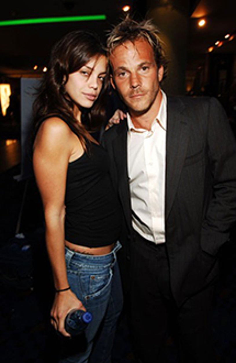 "Vanessa Ferlito and Stephen Dorff - ""Shadowboxer"" premiere, Sept. 2005"