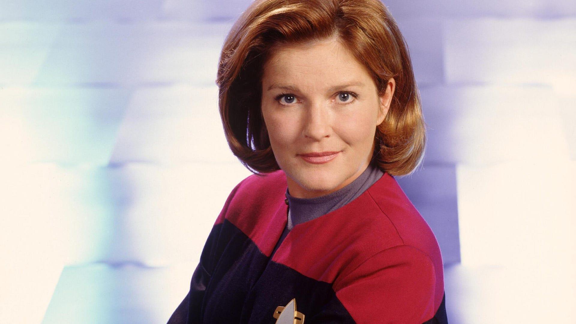 Kate Mulgrew, Star Trek: Voyager