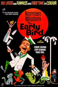 The Early Bird as Norman Pitkin