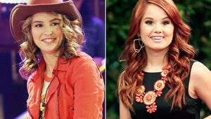 Exclusive: Disney Channel Plots Good Luck Charlie and Jessie Holiday Crossover