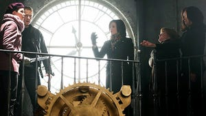 Once Upon a Time Scoop: Will Snow White Really Kill Cora?