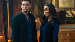 The 100 Sneak Peek: Bellamy, Murphy, and Clarke Reunite in Sanctum