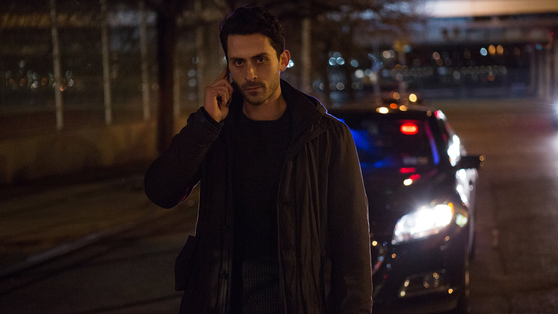 Andy Bean as Greg Knox, Power