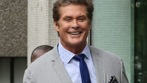"""David Hasselhoff Changes His Name to Drop The """"Hassel"""" From His Life"""