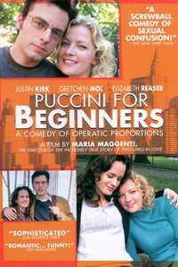 Puccini for Beginners as Grace