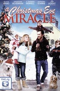 A Christmas Eve Miracle as Sharron Holden