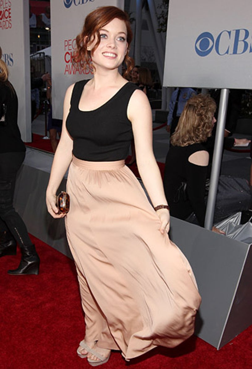 Jane Levy - The 2012 People's Choice Awards, January 11, 2012