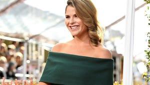 "Jenna Bush Hager Apologizes for ""Hidden Fences"" Golden Globes Slip-Up"