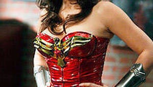 Erica Durance Channels Wonder Woman for Harry's Law Guest Spot