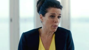This Welcome to Sweden Sneak Peek Proves Why Neve Campbell Should Do More Comedy