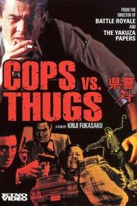 Cops vs. Thugs as Det. Kuno