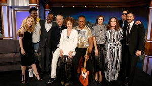 The Old and New Ghostbusters Casts Came Together for a Dance Party on Jimmy Kimmel