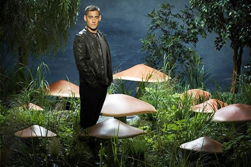 Once Upon a Time in Wonderland - Season 1 – Michael Socha as The Knave of Hearts