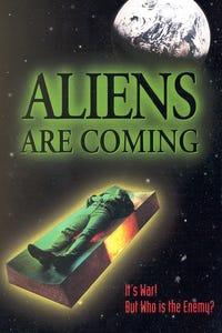 The Aliens Are Coming as Leonard Nero