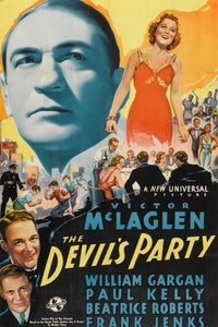 The Devil's Party as Justice Harrison
