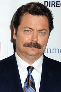 Nick Offerman as The Man