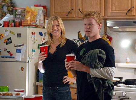 "Friday Night Lights - ""Extended Families"" - Adrianne Palicki as Tyra, Jesse Plemons as Landry"
