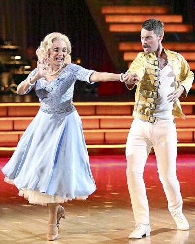 Dancing With The Stars - Season 17 - Valerie Harper, Tristan Macmanus