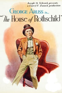 The House of Rothschild as Captain Fitzroy