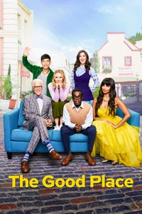The Good Place as Michael