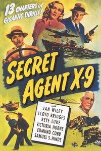 Secret Agent X-9 as Solo