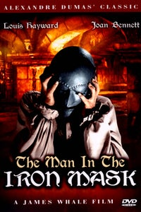 The Man in the Iron Mask as Second Officer