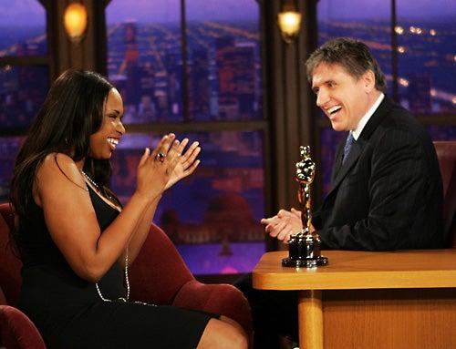 The Late Late Show with Craig Ferguson - Jennifer Hudson and Craig Ferguson