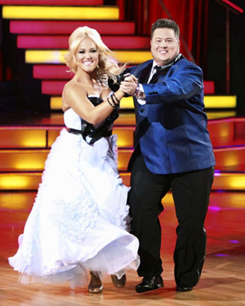 Dancing With The Stars - Season 13 - Lacey Schwimmer and Chaz Bono